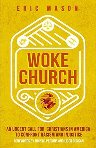 woke church book cover