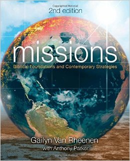 Missions: Biblical Foundations and Contemporary Strategies book cover
