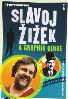 Zizek: The Graphic Guide book cover