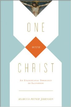 One with Christ: An Evangelical Theology of Salvation. book cover