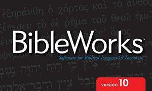 bible works logo