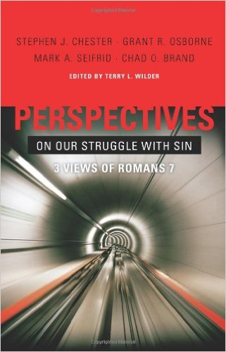 Perspectives on our Struggle with Sin: 3 Views of Romans 7 book cover