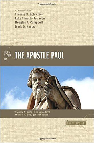 four views on the apostle paul book cover
