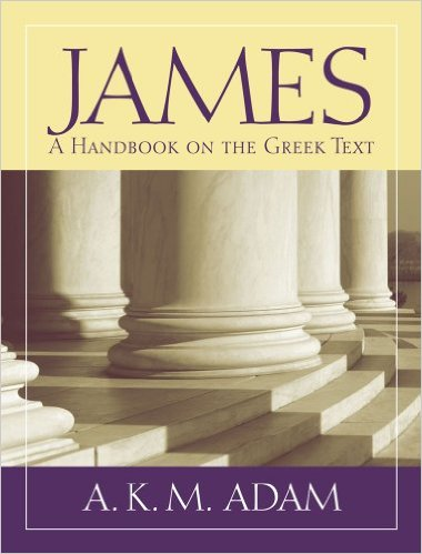 james a handbook on the greek text book cover