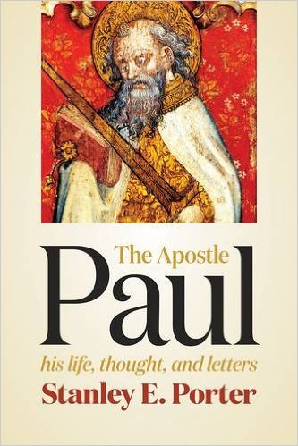 the apostle paul book cover