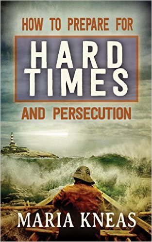 how to prepare for hard times and persecution book cover