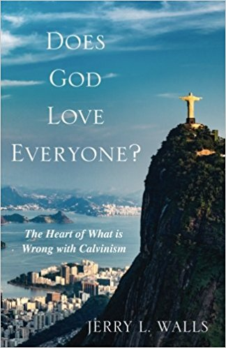 does god love everyone? book cover