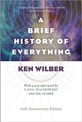 a brief history of everything book cover