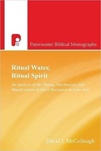 ritual water, ritual spirit book cover