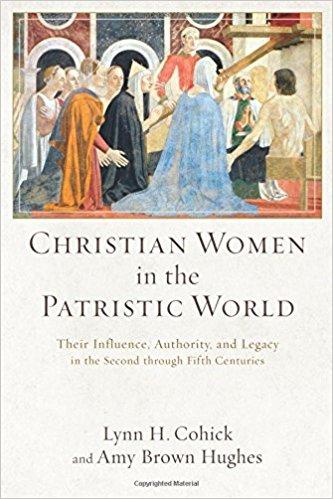 christian women in the patristic world book cover