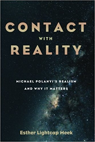 contact with reality book cover