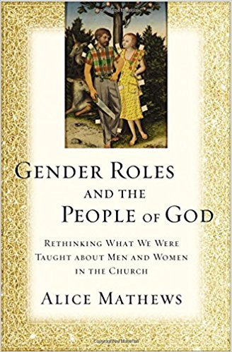 gender roles and the people of god book cover