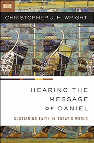 hearing the message of daniel book cover