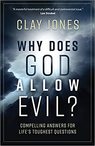 why does god allow evil? book cover