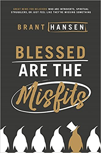 blessed are the misfits book cover