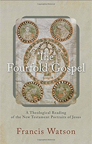 the fourfold gospel book cover