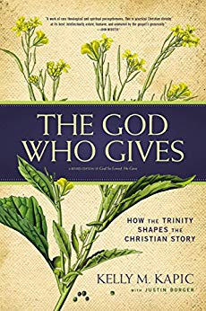 the god who gives book cover
