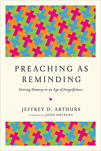 preaching as reminding book cover