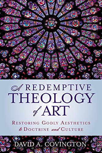 a redemptive theology of art book cover