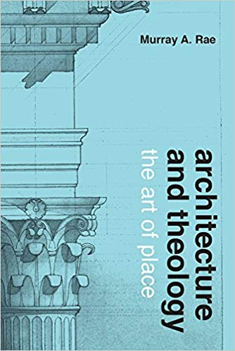 architecture and theology book cover
