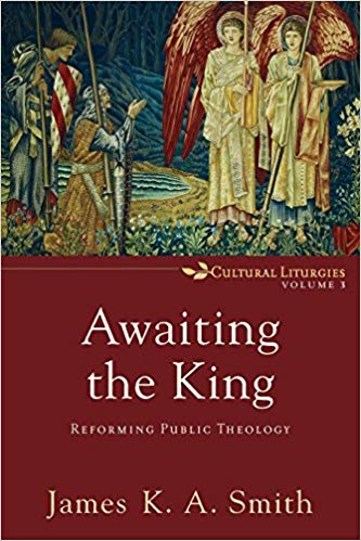 awaiting the king book cover