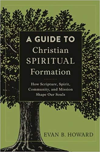 a guide to christian spiritual formation book cover