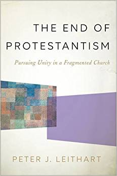 the end of protestantism book cover