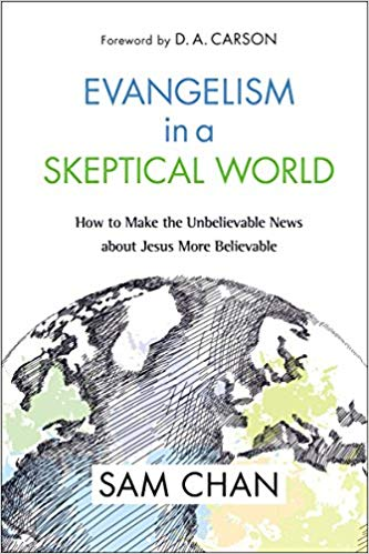evangelism in a skeptical world book cover