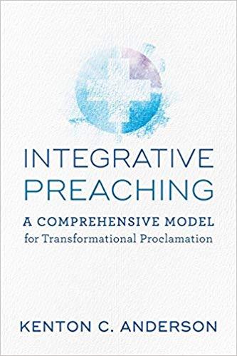 integrative preaching book cover