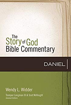 the story of god bible commentary: daniel book cover
