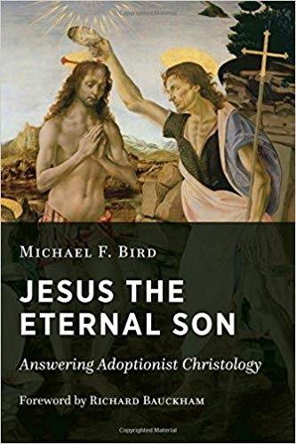 jesus the eternal son book cover