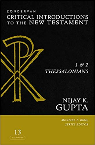 critical introductions to the new testament 1 and 2 thessalonians book cover