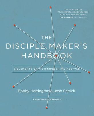 the disciple maker's handbook book cover