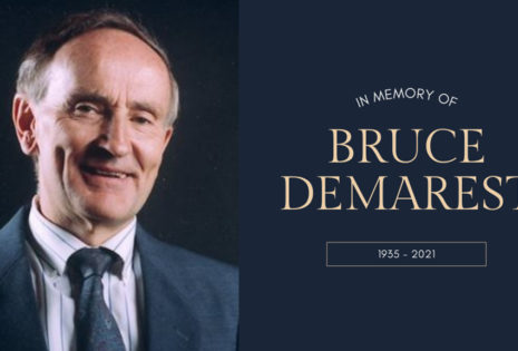 in memory of bruce demarest