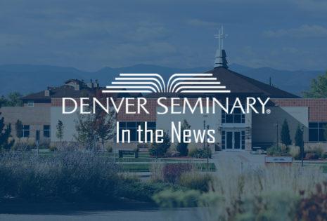 denver seminary in the news