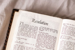 revelation book page