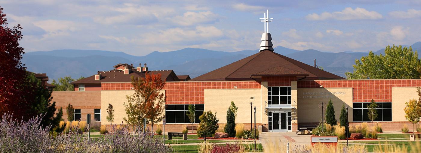 photo of Denver Seminary Simpson Center